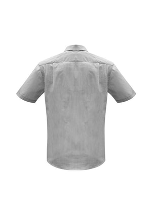 Biz Collection Mens Euro Short Sleeve Shirt-(S812MS)
