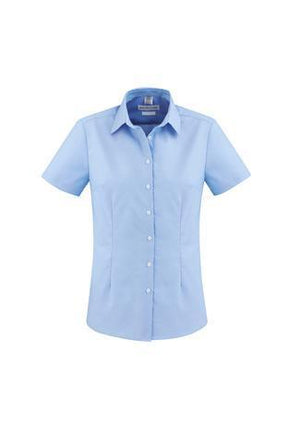 Biz Collection Ladies Regent S/S Shirt (S912LS)