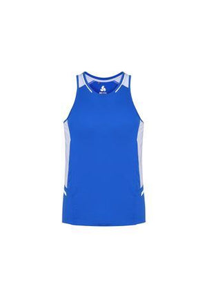 Biz Collection Renegade Mens Singlet-(SG702M)