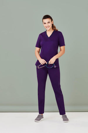Biz Care  Womens Riley Straight Leg Scrub Pant (CSP047LL)