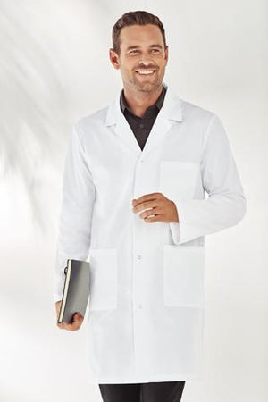 Biz Care  Unisex Classic Lab Coat (H132ML)