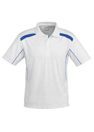 Biz Collection Mens United Short Sleeve Polo 2nd  ( 6 Colour ) (P244MS)