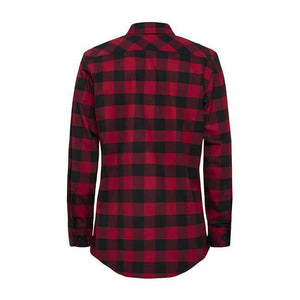 Hardyakka Foundations Check Flannel Long Sleeve Shirt (Y07295)