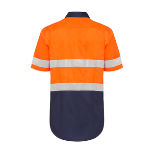 Hard Yakka Koolgear Ventilated SS Hi Vis Shirt With Tape (Y07735)