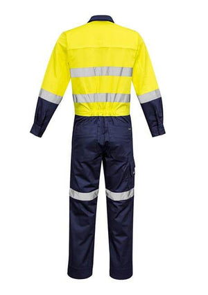 Syzmik ZC804 Mens Rugged Cooling Taped Overall