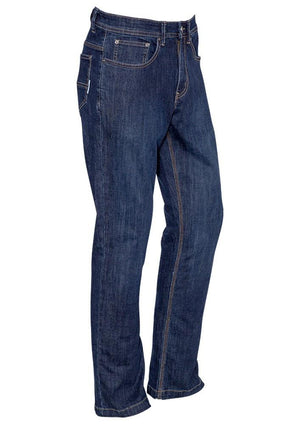 Syzmik Mens Stretch Denim Work Jeans (ZP507)