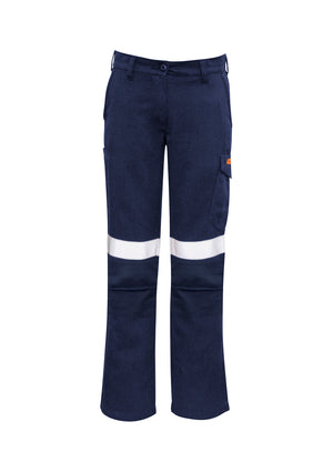 Syzmik Womens Taped Cargo Pant (ZP522)