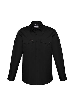 Syzmik ZW400 Mens Rugged Cooling Mens L/S Shirt