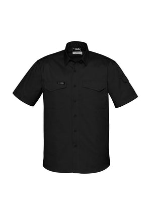 Syzmik ZW405 Mens Rugged Cooling Mens S/S Shirt