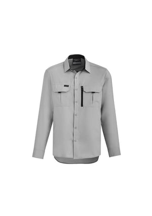 Syzmik Mens Outdoor L/S Shirt (ZW460)