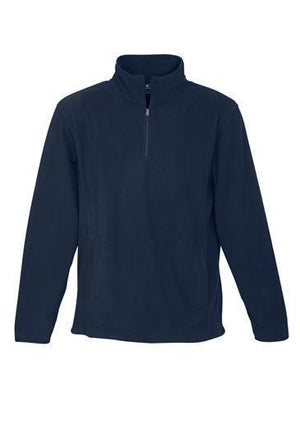 Biz Collection Mens Trinity 1/2 Zip Pullover (F10510)