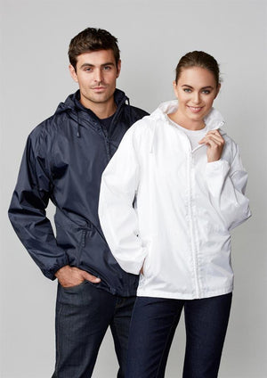 Biz Collection Unisex Spinnaker Jacket (J833)