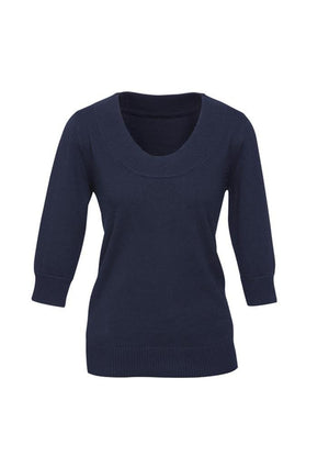 Biz Collection Ladies 80/20 Wool-Rich Pullover (LP10321)