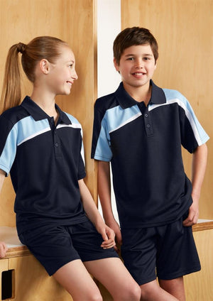 Biz Collection Velocity Kids Polo (P111KS)