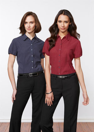Biz Collection Ladies Ruby Blouse (S232LS)