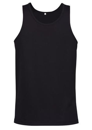Biz Collection Mens Sprint Singlet (SG302M)
