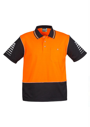 Syzmik ZH236 Mens Day Only Zone Polo