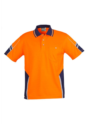 Syzmik ZH237 Day Only Squad Polo - Short Sleeve