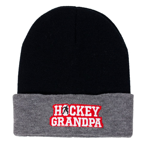 SiMl HOCKEY GRANDPA TOQUE 10297