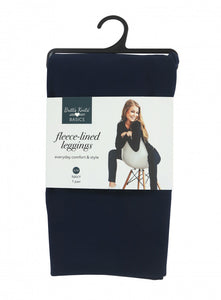 BRITT'S KNITS FLEECE LEGGINGS NAVY