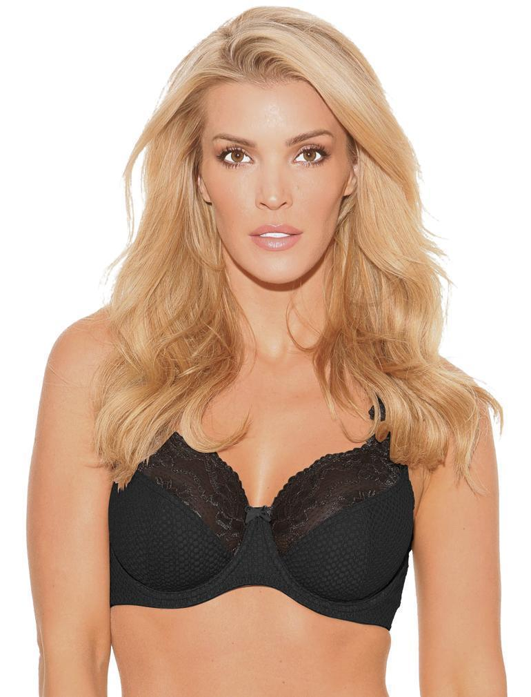 FIT FULLY YOURS SERENA LACE B2761 BLACK
