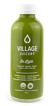 FRESH JUICE - BE LIGHT 410 Ml