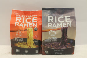 Rice Ramen Noodle- Millet & Brown Rice 4 pack