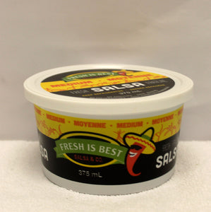 FRESH SALSA- MEDIUM