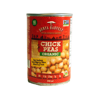 Chickpeas Can
