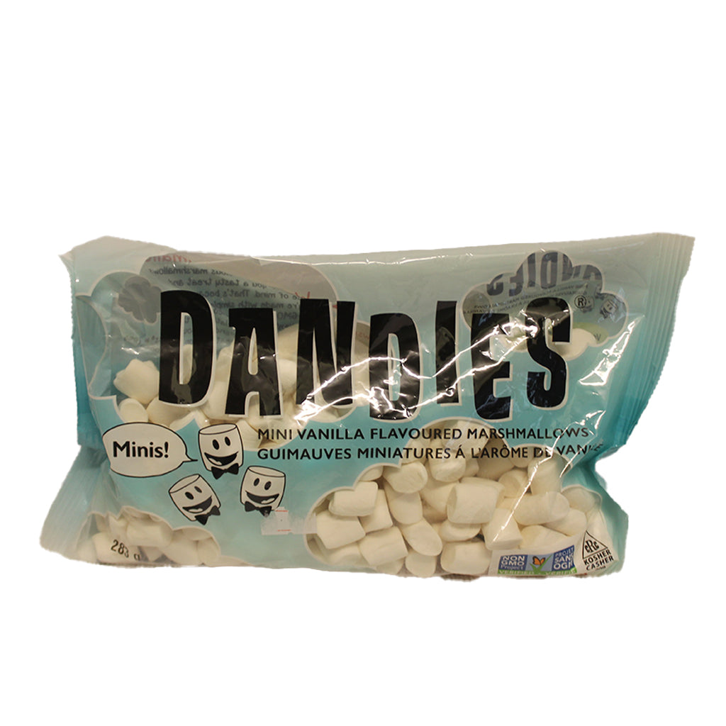 Dandies Marshmallow- Mini