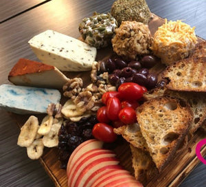 PLANT BASED CHARCUTERIE (3-6 People)
