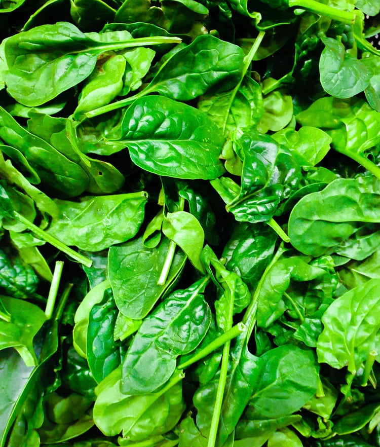 Local Organic Spinach approx 1 pound