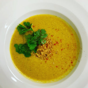 1 litre soup- gluten free and vegan