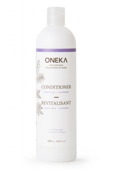 Oneka Conditioner with pump 1L Angelica & Lavender