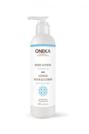 Oneka Body Lotion Unscented