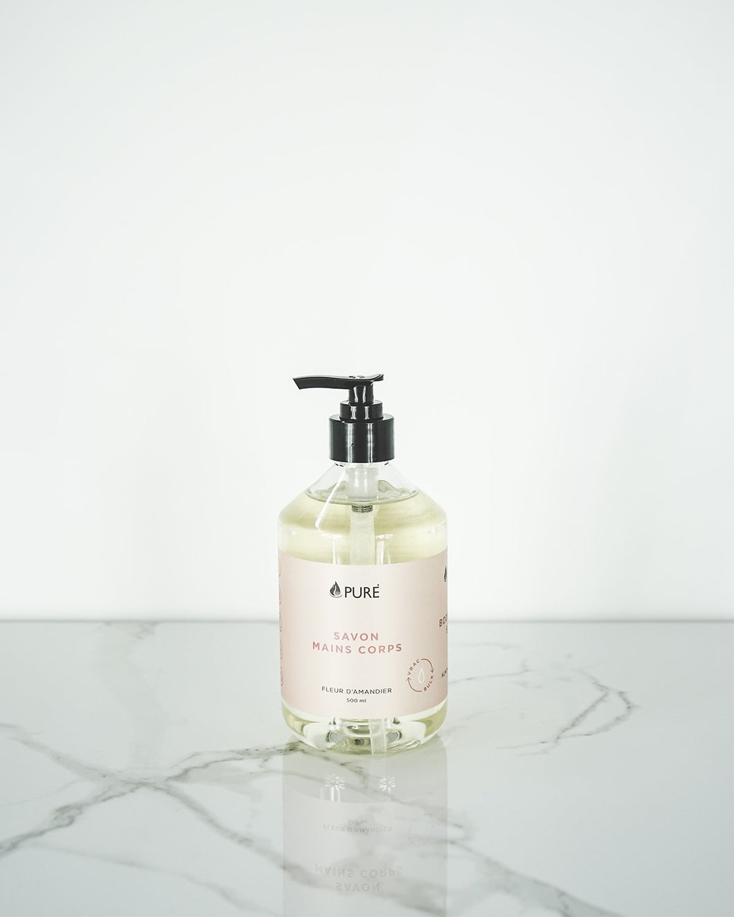 Body  & Hand Soap - Tangerine PURE BIO