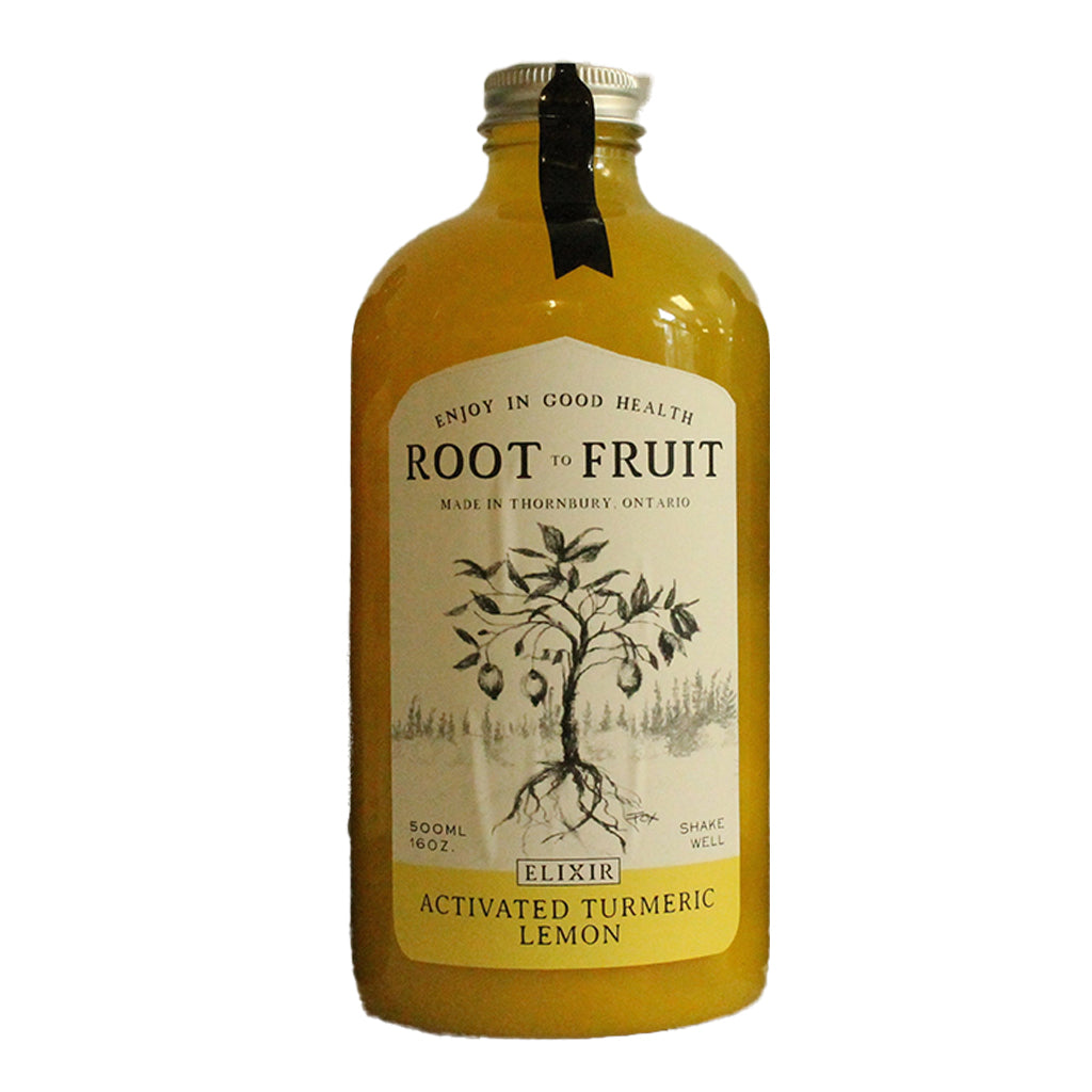 ROOT TO FRUIT - Sour cherry