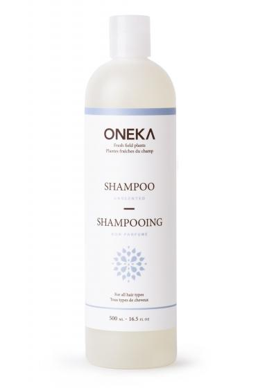 Oneka Shampoo with pump 1L Unscented