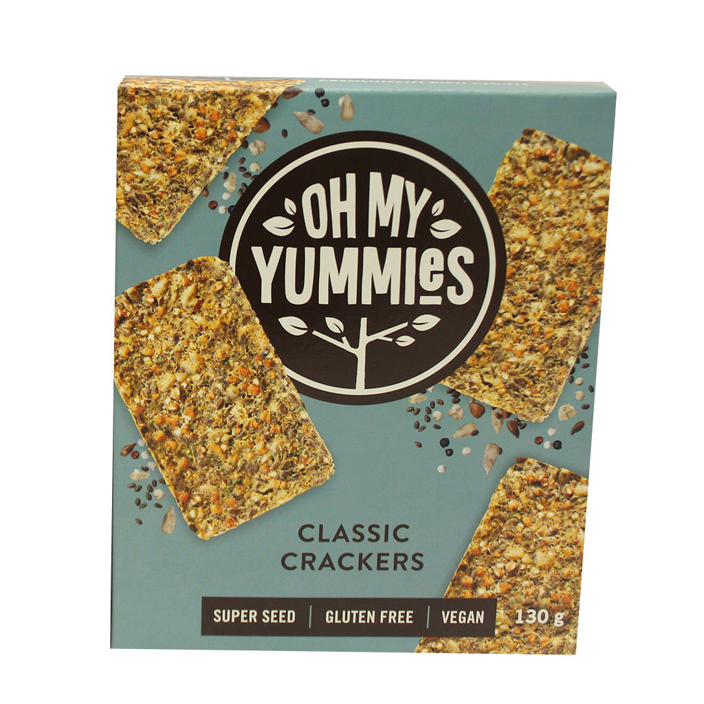 OH My Yummies Crackers - Original