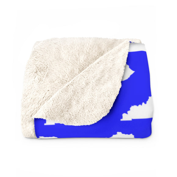 KY Sherpa Fleece Blanket