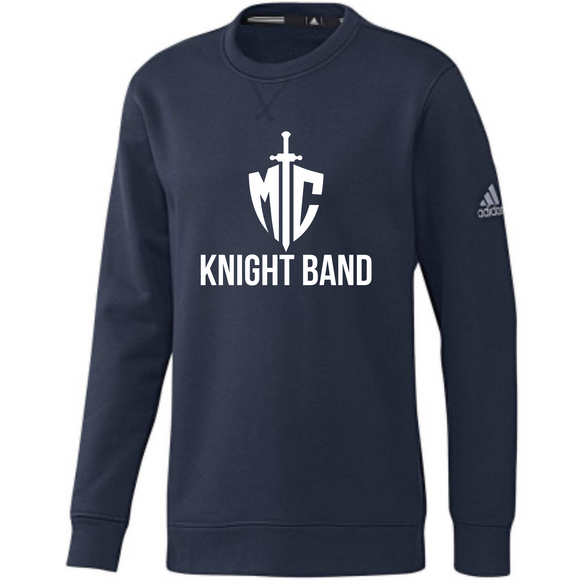 MCHS Band Adidas Fleece Crew