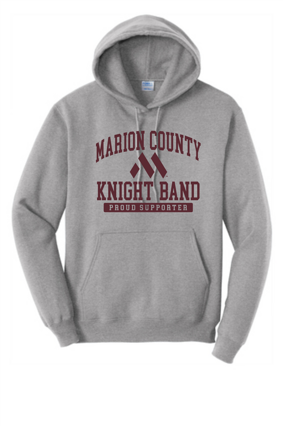MCHS Band Supporter Hoodie