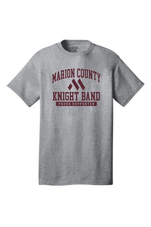 MCHS Band Supporter Tee