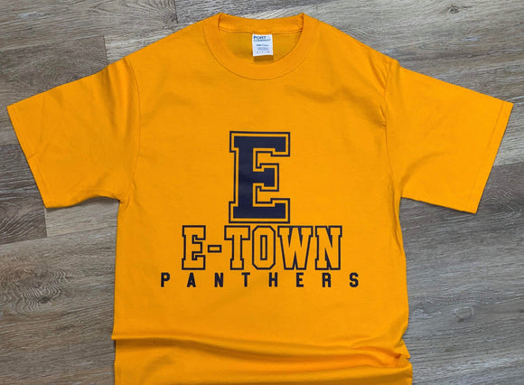 E-Town E Panthers Tee