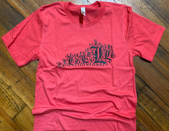 Louisville L Outline Tee