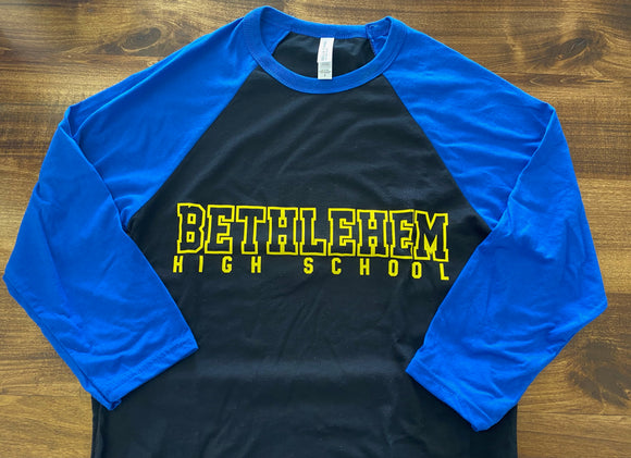 Bethlehem High School Raglan