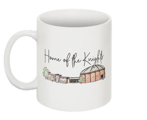 Home of the Knights Mug