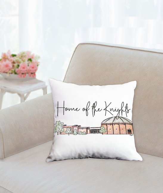 Home of the Knights Pillow
