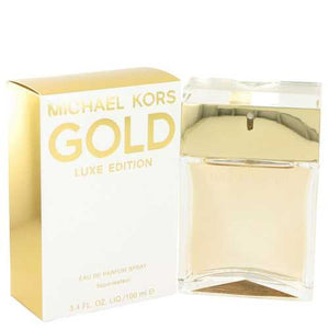 Michael Kors Gold Luxe by Michael Kors Eau De Parfum Spray 3.4 oz (Women)