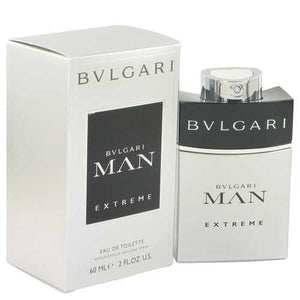Bvlgari Man Extreme by Bvlgari Eau De Toilette Spray 2 oz (Men)